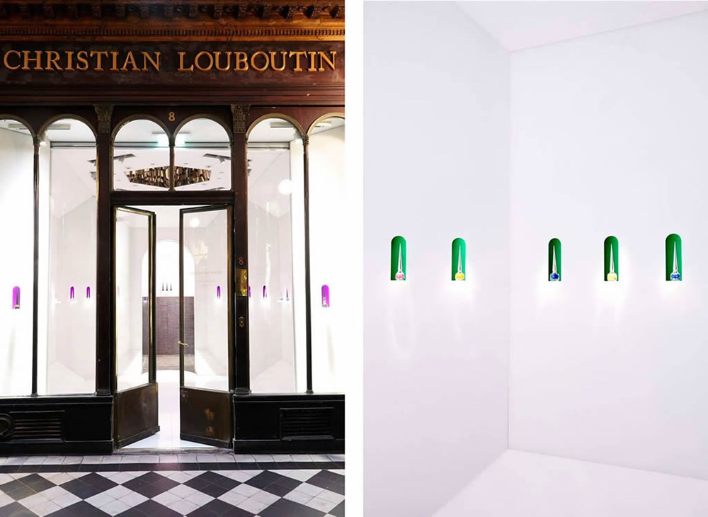 Christian Louboutin's First Beauty Boutique in Paris