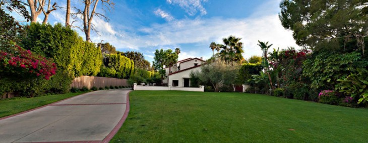Eurythmics' Dave Stewart Purchased Toluca Lake Estate