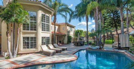 David Hasselhoff 's Calabasas Home on Sale