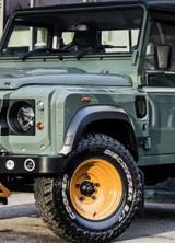 Land Rover Defender 2.4 TDCI 90 Pick Up Chelsea Wide Track