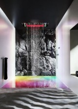 Dornbracht's Sensory Sky Shower Stimulates All the Senses