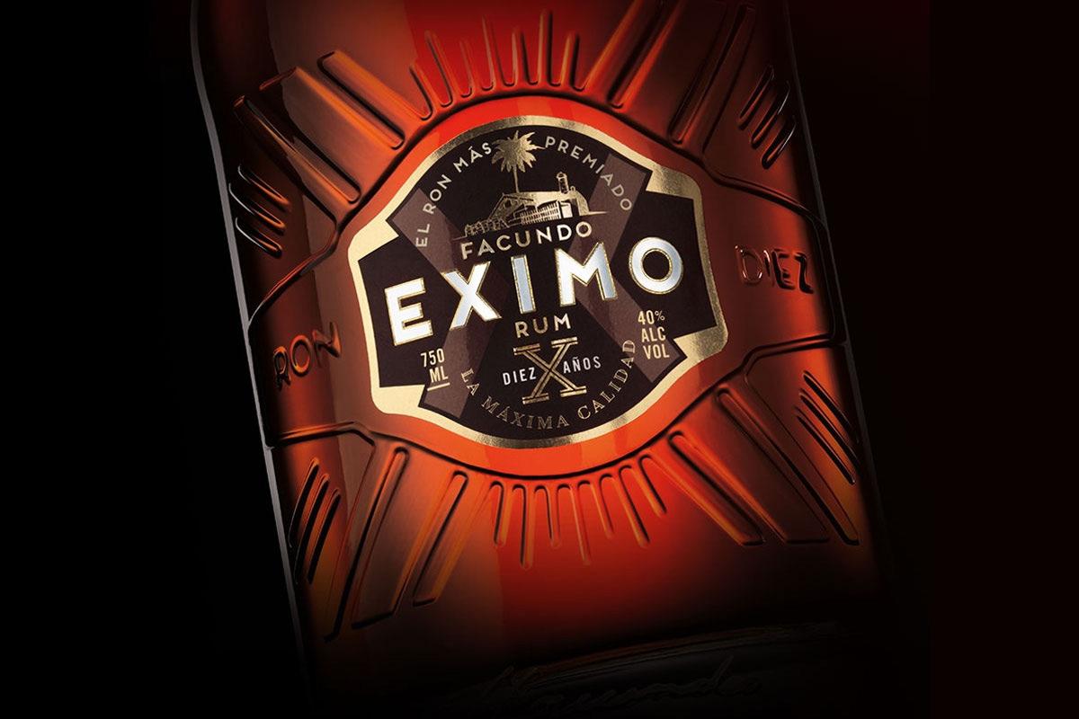 Enjoy Cool Booze - Bacardi Facundo Rum's EXIMO