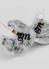 Sir George Martin Signature Series Earphones by ACS