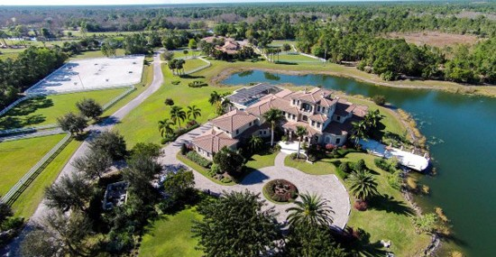 $22.9 Million Equestrian Palm Beach Estate