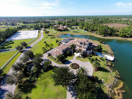 $22.9 Million Equestrian Palm Beach Estate