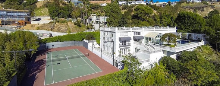 European Inspired Manor in Los Angeles on Sale for $17 Million