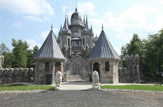 "Reduced Price for ""Fairy Tale"" Connecticut Castle"