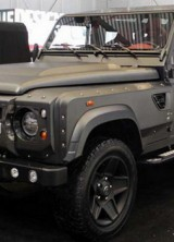 Kahn Design Flying Huntsman 110 WB 6×6 Concept