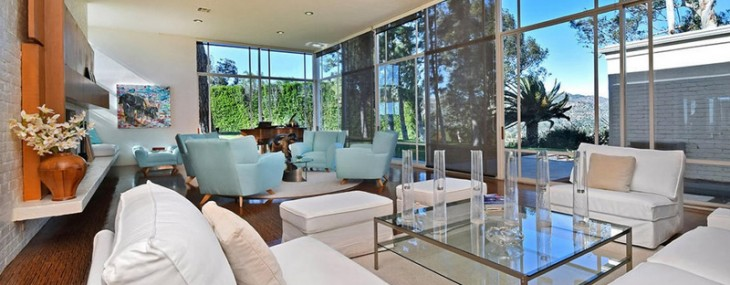 Frank Sinatra's Former Party Pad in California on Sale for $7,5 Million