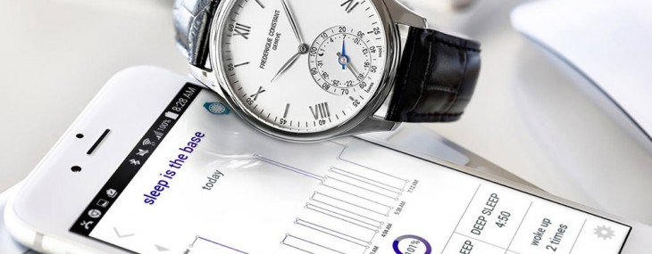 The Frederique Constant Horological Smartwatch