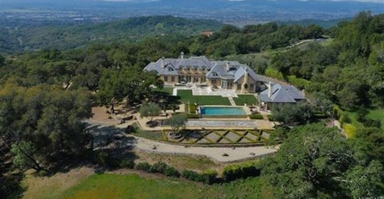 French Country Estate in Santa Rosa on Sale for $8.5 Million