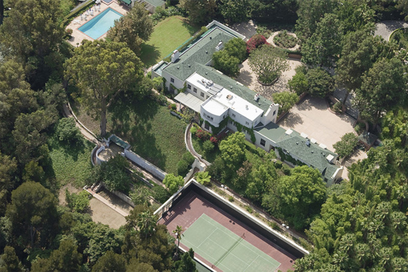 Goldwyn Family's Beverly Hills Estate on Sale for $39 Million