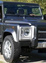 Hofele Design Defender Luxury Silver Bear Special Edition