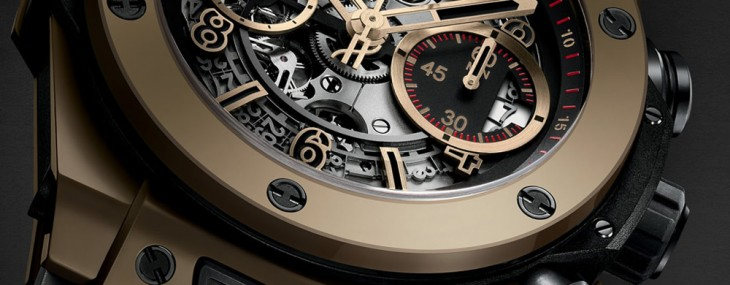 Hublot Celebrates 10th Anniversary of Big Bang with World's Only Scratch-Resistant Gold Watch