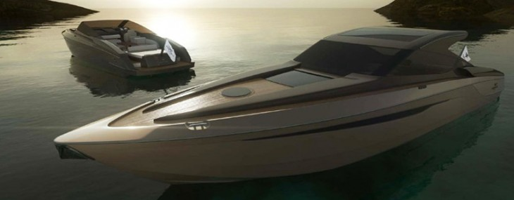 Hunton XRS52 - Luxury Powerboat
