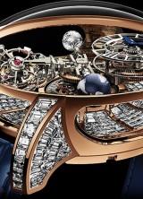 $1 Million Jacob & Co. Astronomia Tourbillon Baguette Watch