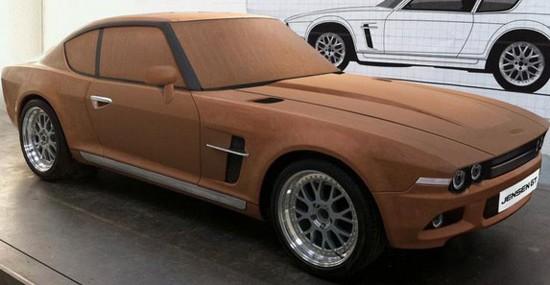 The legendary British manufacturer of sports car, Jensen returns to the scene