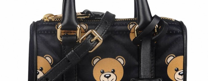 Jeremy Scott's New Ready to Bear Themed Capsule Collection for Moschino