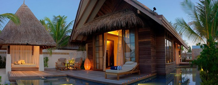 Jumeirah Vittaveli Unspoilt Island Resort in the Heart of the Indian Ocean