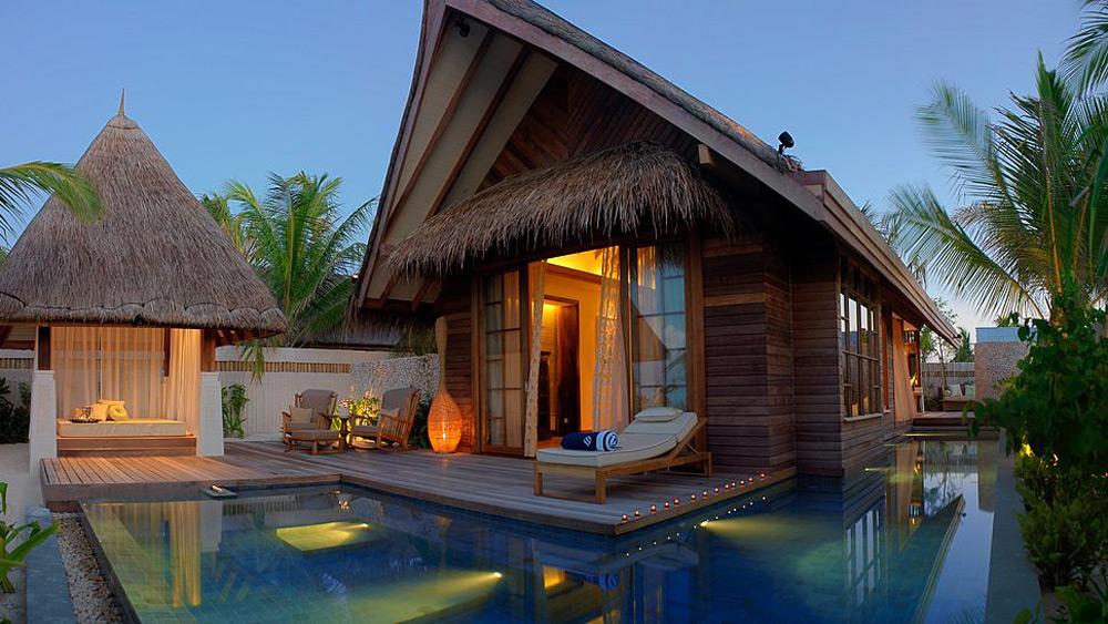 Jumeirah Vittaveli Unspoilt Island Resort in the Heart of the Indian Ocean