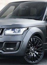 Kahn Range Rover RS-650 Special Edition