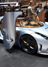 Koenigsegg Regera, The World's Most Powerful Supercar With 1500Hp