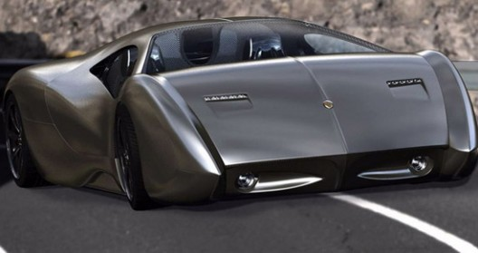 LM2 Streamliner - World's Fastest Production Car By Lyons Motor Car