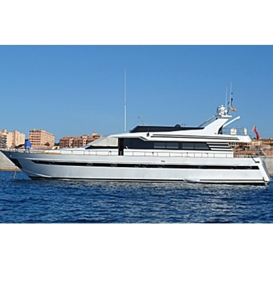 Bid on a 6-Day/5-Night Charter of the Lady Tatiana in Palma de Mallorca