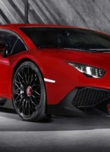 Lamborghini Aventador SuperVeloce Officially