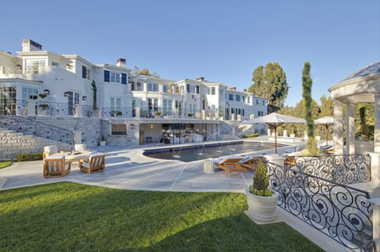 Rivet Tycoon Jim Randall - New Owner of Kenny Roger's Former Bel Air Estate