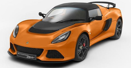 2015 Lotus Exige S Club Racer Even More Faster