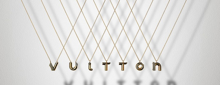 Louis Vuitton's V Fashion Jewellery Collection