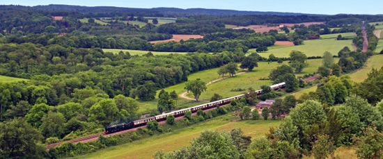 Culinary Journey Aboard Luxury Trains