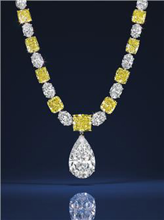 Magnificent Jewels at Christie's New York Sale - eXtravaganzi