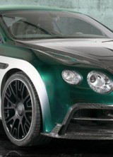 Mansory Bentley Continental GT Race