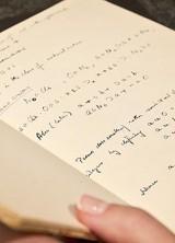 Handwritten Manuscript by Alan Turing Leading at Bonhams New York Auction