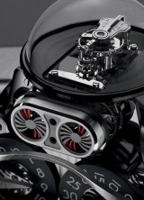 Melchior – MB&F's New $35,000 Robot Watch