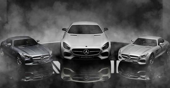 Mercedes-AMG GT Scale Models By Premium ClassiXXs