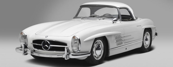 Iconic 300 SL Roadsters and Gullwings at Bonhams' Mercedes-Benz Sale