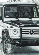 2015 Mercedes-Benz G550 Night Star Edition