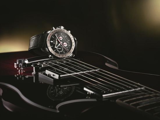 Raymond Weil's Nabucco Watch by Gibson