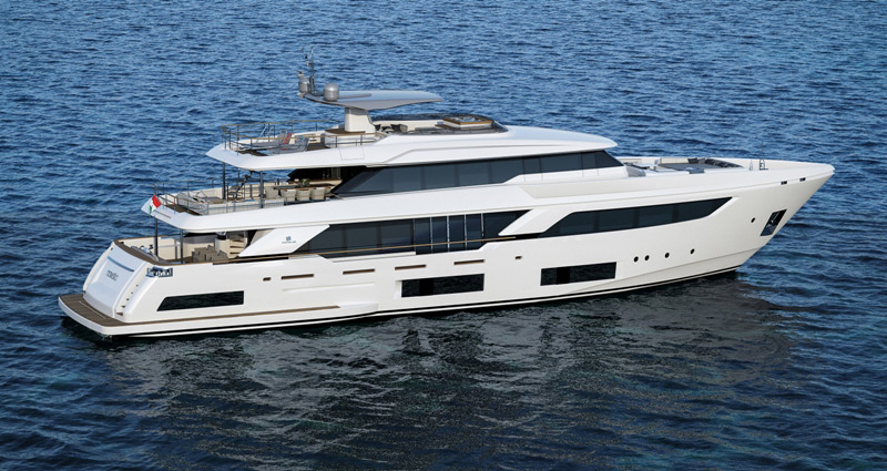 Zuccon International Project Presents Navetta 37 Yacht