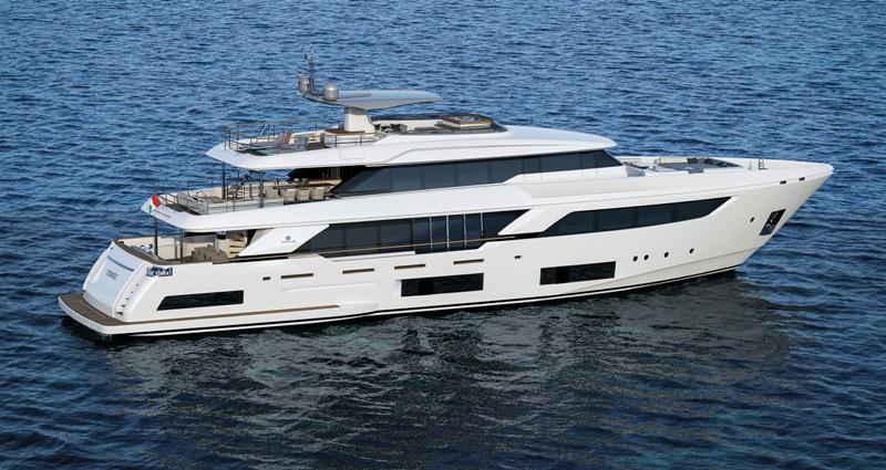 Zuccon International Project Presents Navetta 37 Yacht