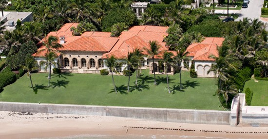 Waterfront Palm Beach Mansion on Sale for $47 Million