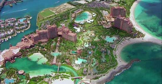"Atlantis, Paradise Island Hosts Tony Bennett and Lady Gaga ""Cheek to Cheek"" Concert Tour"