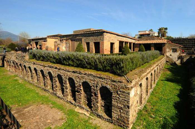 Pompeii's Villa dei Misteri Reopened to the Public