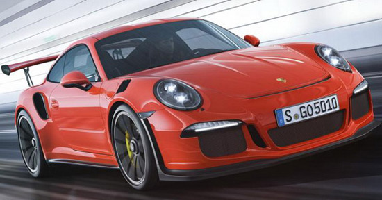 New Porsche 911 GT3 RS, The Ultimate Racer From Germany