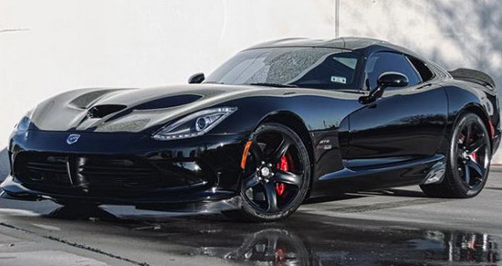 Dodge Viper GTS Twin Trubo By RSI Racing Solutions With 1000Hp