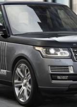 Super Luxury Range Rover SVAutobiography Edition