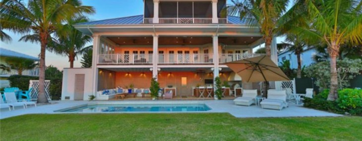 Rosie O'Donnell's Casey Key, Sarasota Estate on Sale